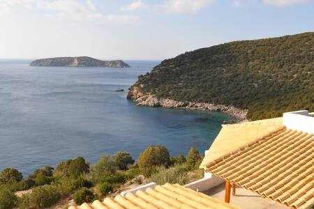 Beach house Evia island - Haus