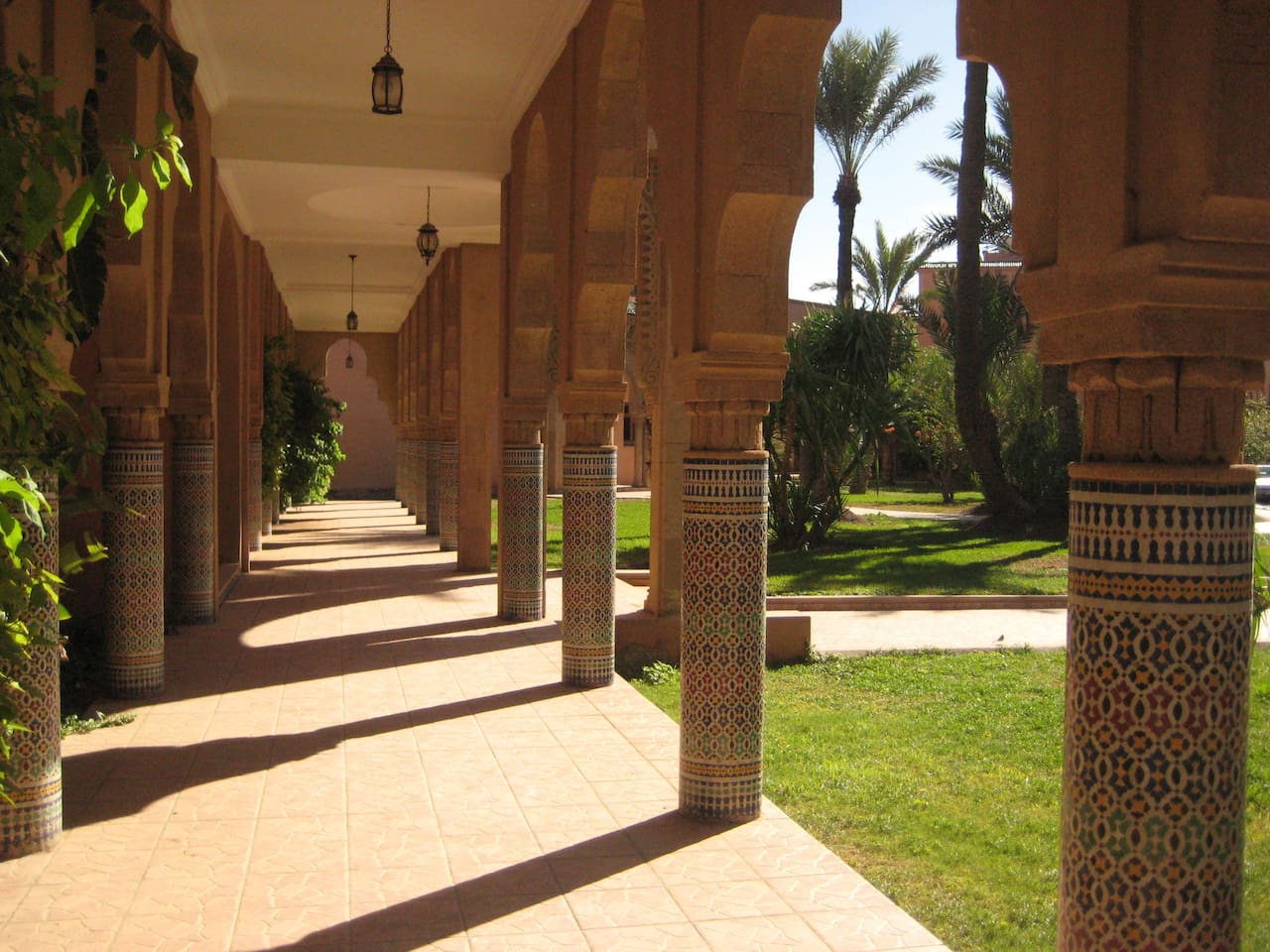 Résidence Al Qaria Assiyahia