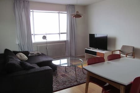 Centrally located apartment in a lovely area - Reykjavík - Apartment