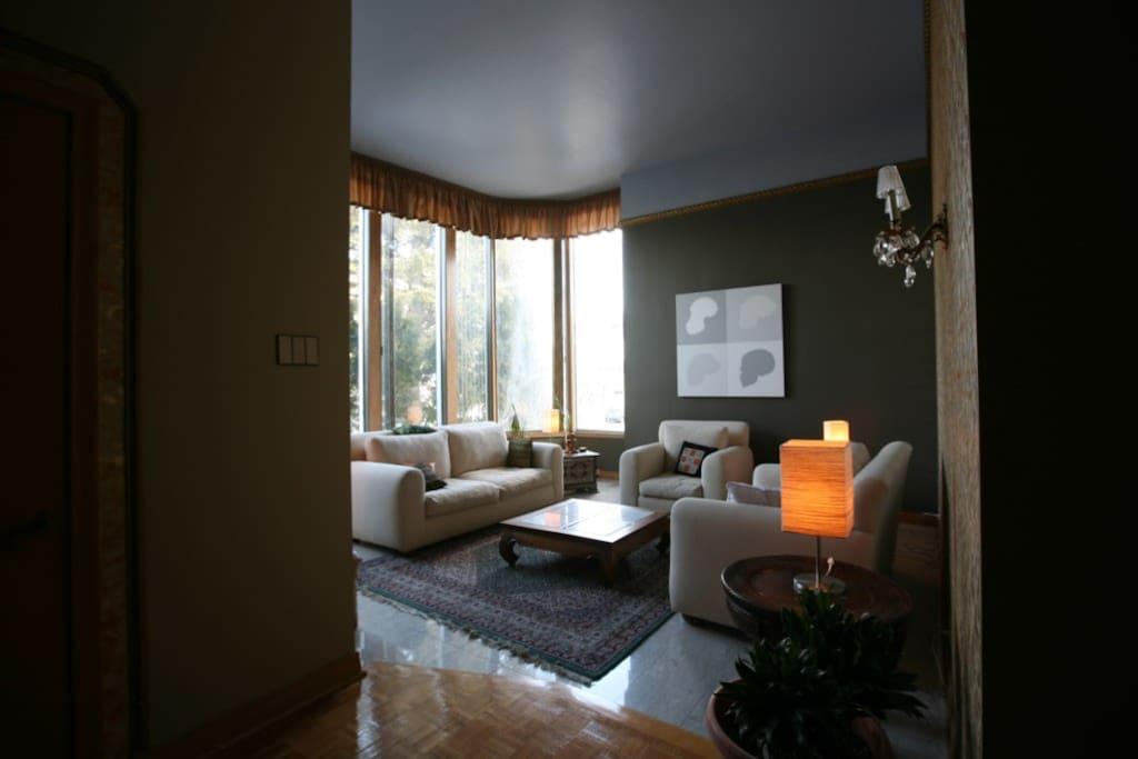 Living room / Vivoir