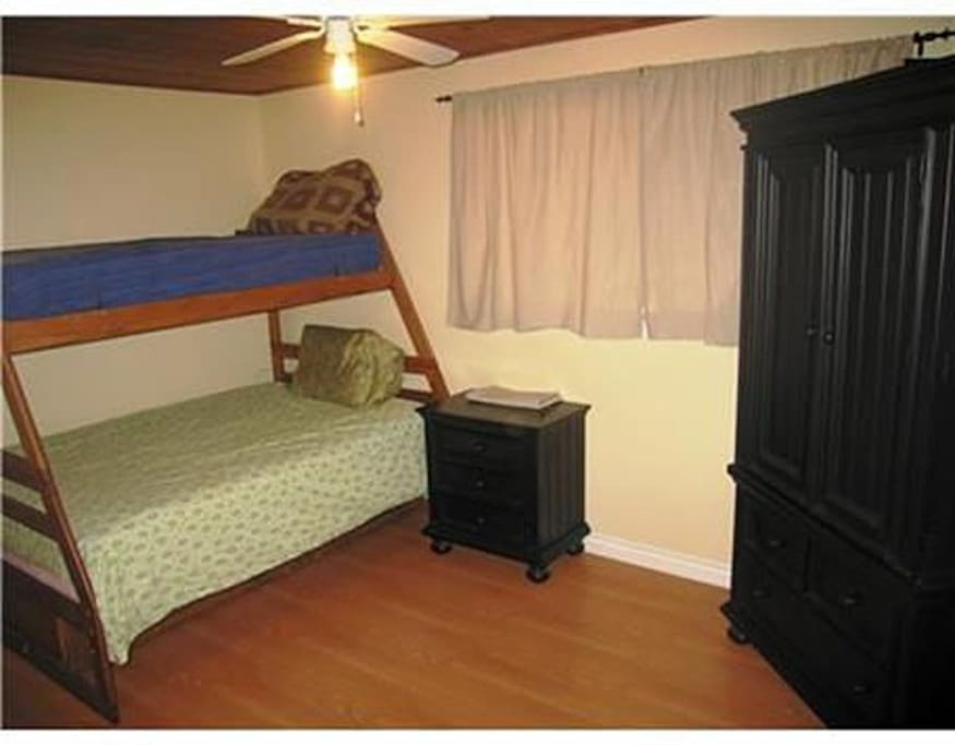 Bunk Bed Bedroom