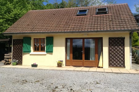 Les Rosiers ... the garden cottage - Flat