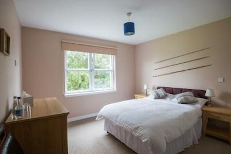 Gold Canary Double Room - Maryculter House Hotel - Maryculter