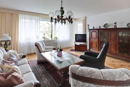 chic-relaxed in Munich's environs  - Wolfersdorf - Apartmen