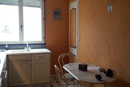 Appartement simple avec vue dégagée - Besançon - Flat