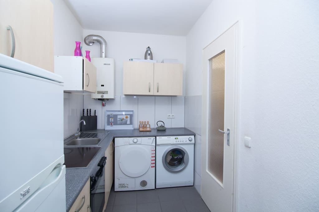 2 room appartment close to downtown