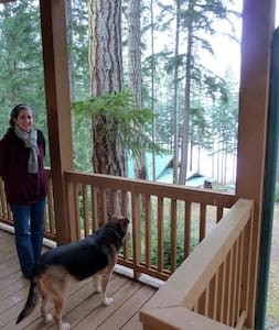 Loony Hollow on Olympic Peninsula - Quilcene - House