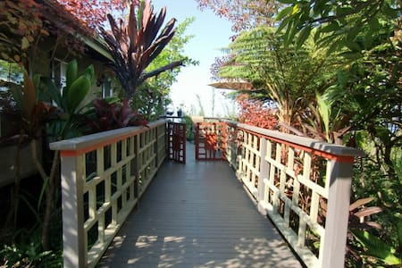 Honaunau Farm Wellness Retreat - House - Dům