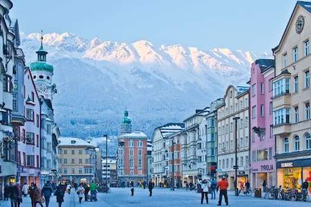 Bombastic Room in the best possible location - Innsbruck - Étage entier