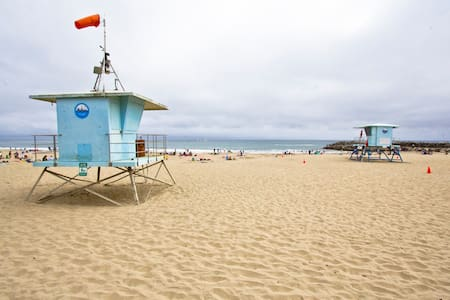 Harbor Studio Near Beach Boardwalk - Santa Cruz - House