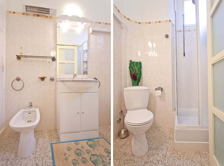 Authentic feeling of  Old Nice