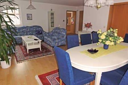holiday home Thuringia Ehrenstein - Ohrdruf - Apartamento