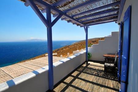 Villa Aeolus - Tinos - Ormos Agiou Ioanni - Villa