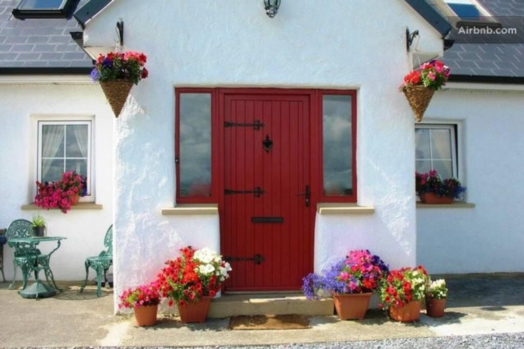 Cottage Exterior.