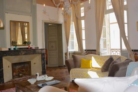 Appartement de prestige au coeur de Lectoure - Lägenhet