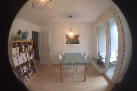 Cozy, bright & well located apartment - Zürich - Lejlighed