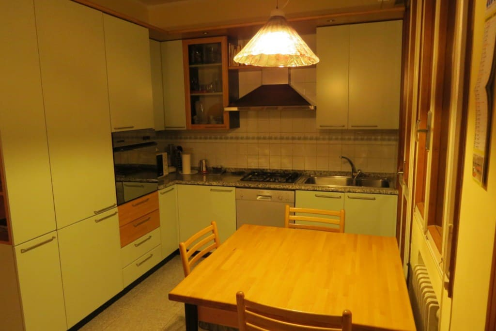 Flat FULLY equipped PADOVA-VENEZI
