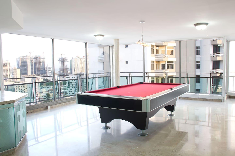 Panama Penthouse El Cangrejo 4BR3BA