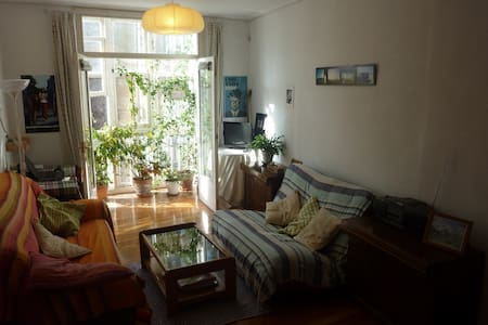 Charming flat in awesone old town - Lejlighed
