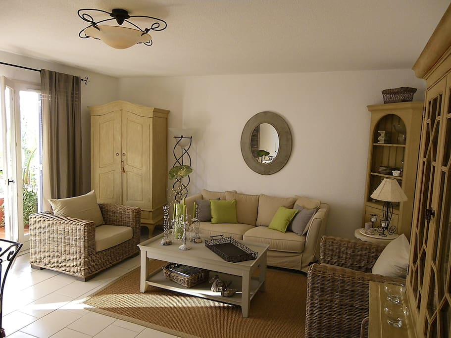 Cannes / Mougins charming room