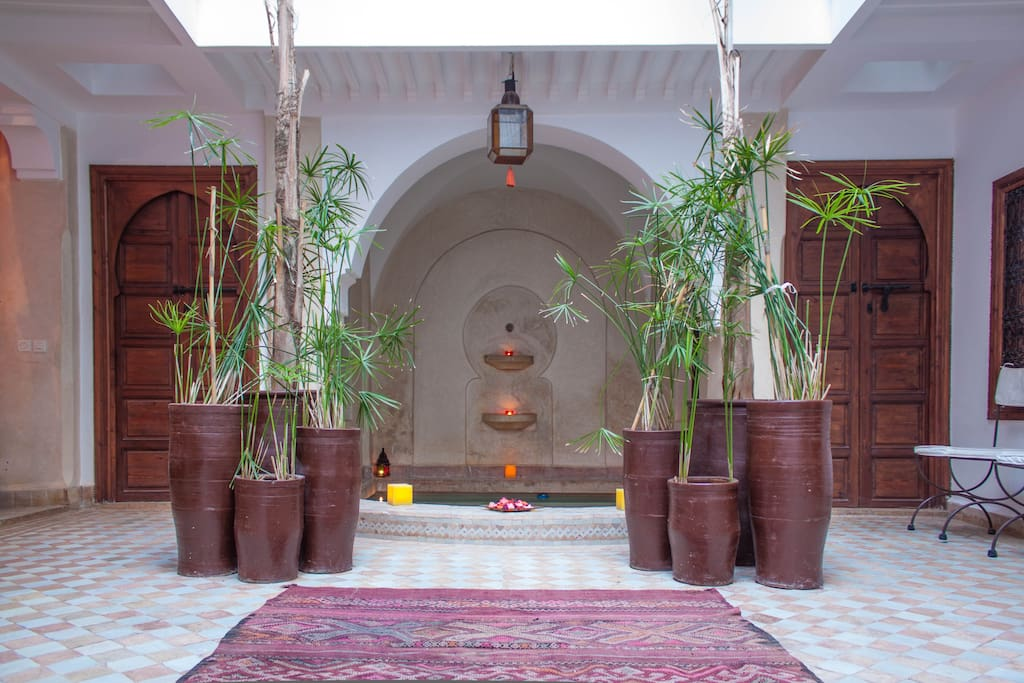 Central Riad Marrakech Medina