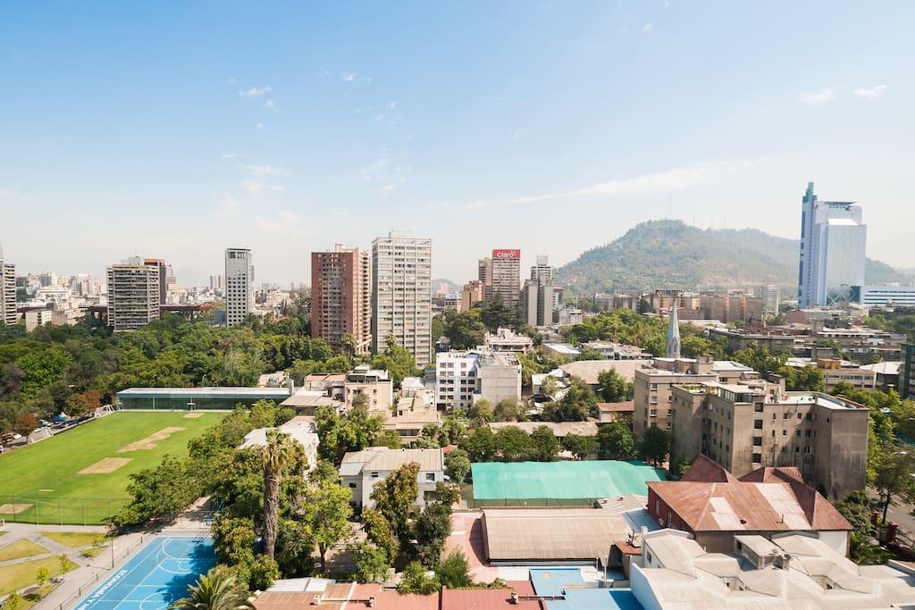 Santiago/Chile Furnished Flat N°2