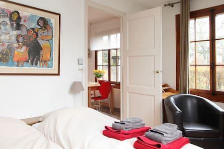 Charmant appartement bord du lac 2 - Hermance - Apartment