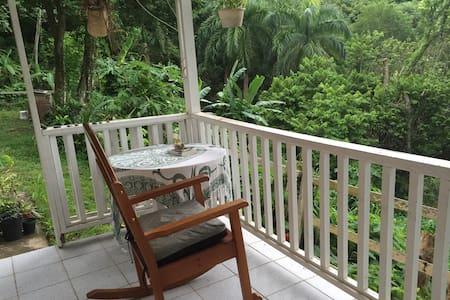 Cozy Jungle Bungaloo Hormigueros - Cabin