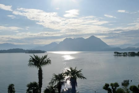 Heavenly Loft on Lago Maggiore - Intra
