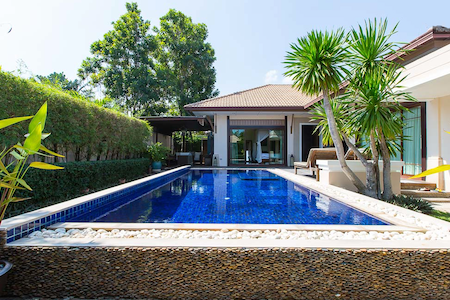 Resort style luxurious Villa with private pool - House