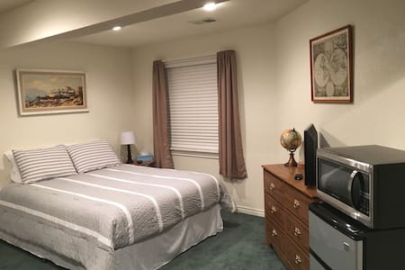 Spacious Private Finished Basement - Townhouse