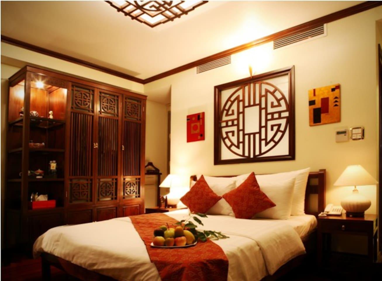 Deluxe  at Golden Lotus Hanoi Hotel