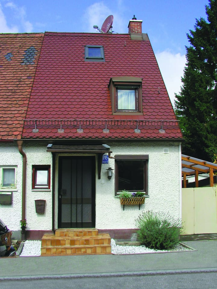 Holydayhouse near city,near Messe