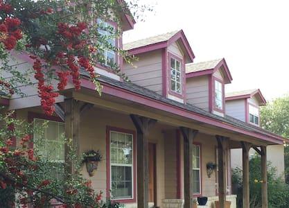 Longhorn Villa has it all! - Bandera - Villa