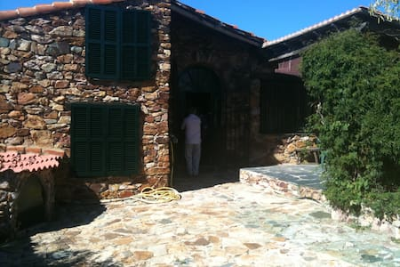 Beautiful Stone House near Aracena - House
