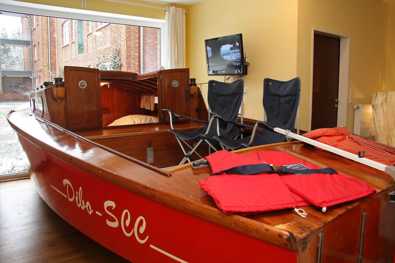 Sailboat room