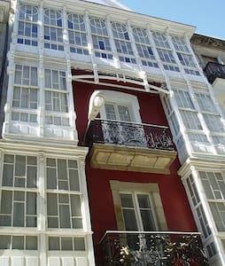 Galicia: Modernist house in Ferrol - Apartamento