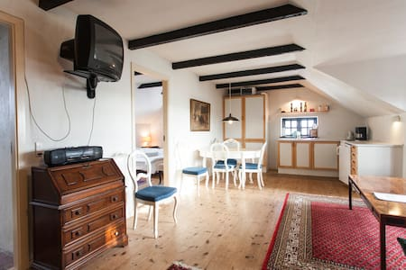 Cosy double room No 2 0n Djursland - Rønde - Bed & Breakfast