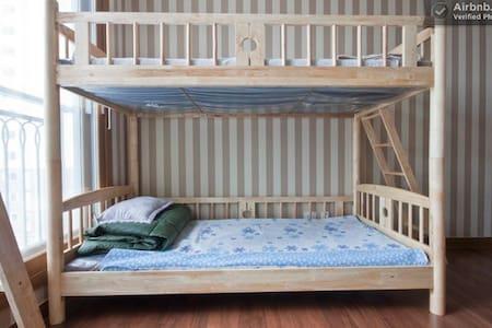 Dorm 6bed#6-comfort&cozy,convenient