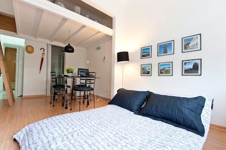 Charming & Lovely Studio - Copa - Rio de Janeiro - Apartment