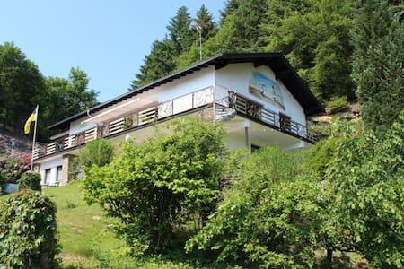 Ferienwohnung Waldesruh - Apartamento