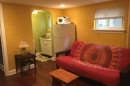 Comfy, quiet and cute in Takoma Park. - Διαμέρισμα