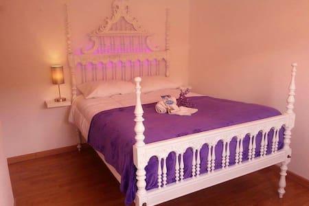 Triple Room,  Private Room, shared bathrooms - Penzion (B&B)