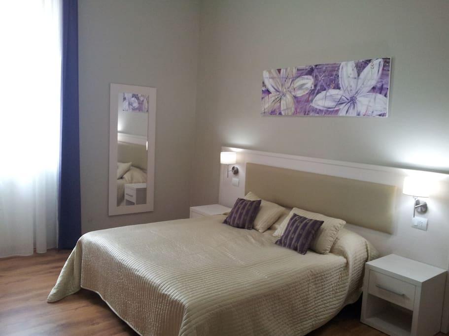 Trippel bedroom
