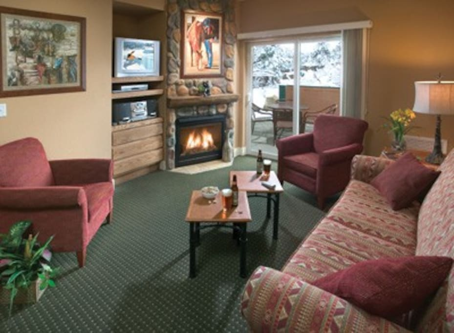 2-Bedroom Deluxe in Estes Park