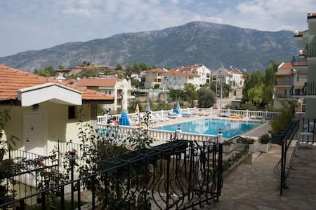 Lovely Holiday Apartment Fethiye B3 - 아파트