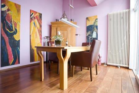Wohlfühl-Apartment (Nähe FFM) - Riedstadt - Apartamento