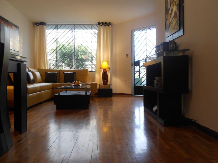 1-Cozy apt in Lima CDR