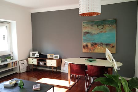 Cosy 2 bedroom apartment in Alvalade - Lisboa - Appartement