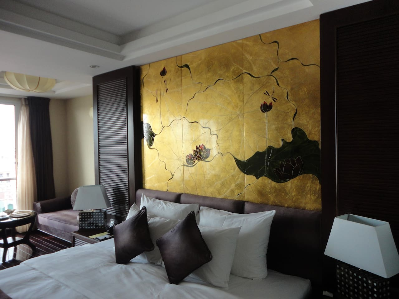 Golden Silk Boutique Hotel, Luxury